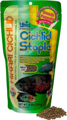 Cichlid staples mini