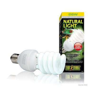 ExoTerra Reptiglo Natural sunlight 25W